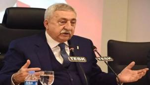 TESK başkanından aşı talebi