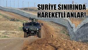Türkiye'ye kaçak gireceklerdi!