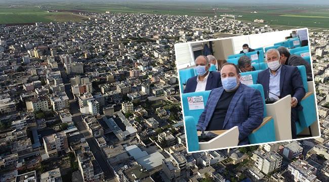 Viranşehir'de imar sorunu çözülüyor