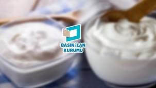 40.000 Kg yoğurt satın alınacak