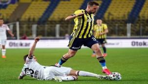 Fenerbahçe evindeki yenilgiden çıkamadı