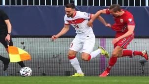Norveç'e 3 gol gönderimi
