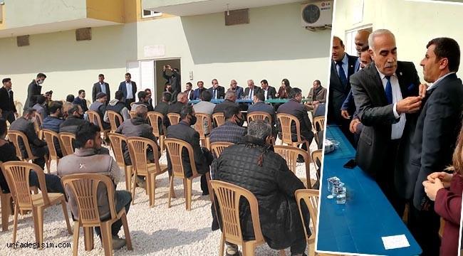 Şanlıurfa'da Ak Parti'den CHP'ye Katılım
