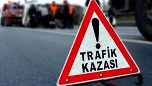 Şanlıurfa'da otomobil devrildi! 5 kişi yaralandı