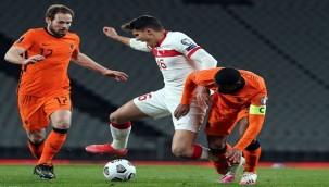 Türkiye'den dörtlü gol sevinci