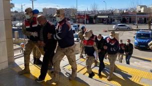 Urfa'da kablo hırsızları tutuklandı