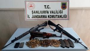 Urfa'da silah kaçakçısı tutuklandı