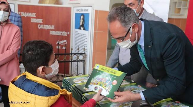 15 bin öğrenciye çevreci çocuk eğitim seti