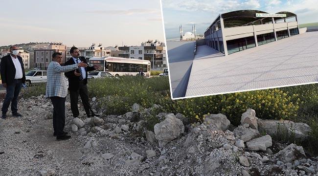 Ahmet Yesevi'ye yeni kompleks