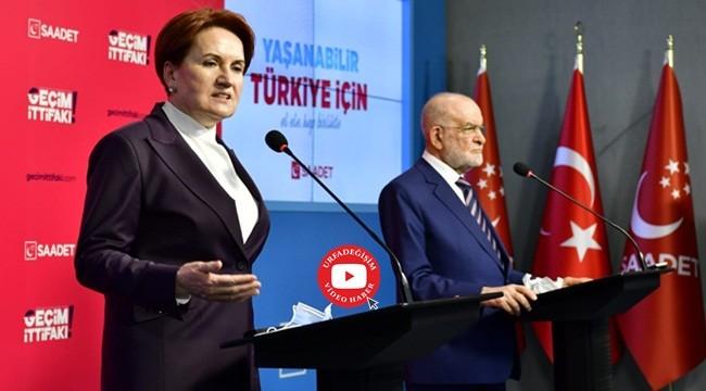 Akşener'den HDP'ye 'soykırım' tepkisi