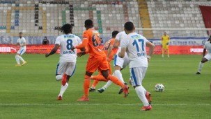 Başakşehir'den 2 gol 3 puan