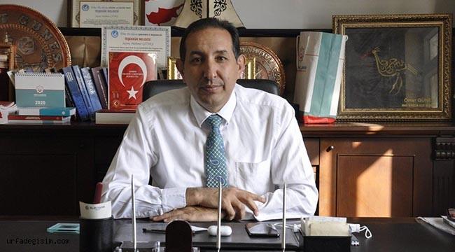Başkan Güneş: Ramazan ayı huzura vesile olsun