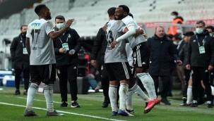 Beşiktaş'tan rövanşlık maç