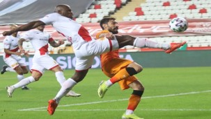 FT Antalyaspor: 0 -Galatasaray: 1