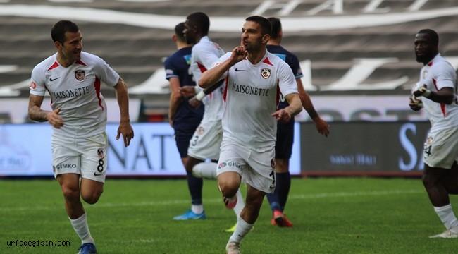 Gaziantep FK: 2 - Kasımpaşa: 2