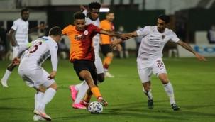 Hatayspor'dan 3 gol, 3 puanlık maç