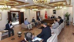 İstihdam ve Mesleki Eğitim Kurulu toplantısı düzenlendi