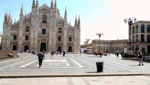 İtalya'nın vaka sayısı
