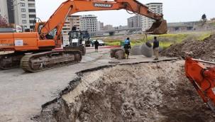 Karaköprü'de altyapı sorunu tarihe karışıyor