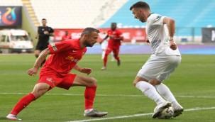 Konyaspor- Kayserispor maçından ses çıkmadı