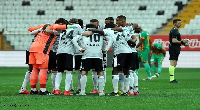 Lider Beşiktaş, seri peşinde