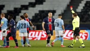 Manchester City avantajı kaptı