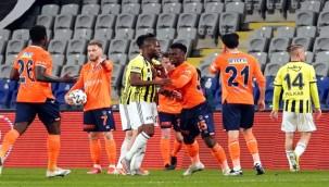 Medipol Başakşehir: 1 - Fenerbahçe: 2