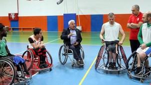 Şanlıurfa Engelli Basketbol takımı ne durumda?
