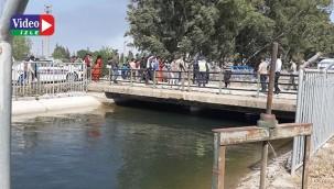 Şanlıurfalı 4 çocuktan 2'si sulama kanalında kayboldu