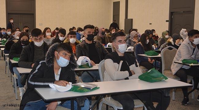 Şanlıurfalı öğrenciler trafik eğitimine katıldı