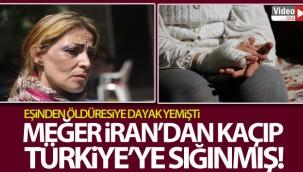Şiddet mağduru mimar, Türkiye'ye sığındı