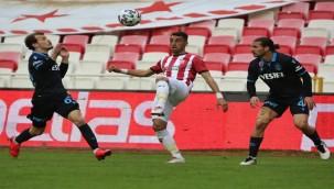 Sivasspor 0 - 0 Trabzonspor