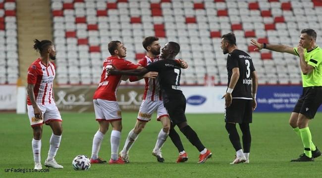 Sivasspor'dan dört dörtlük maç
