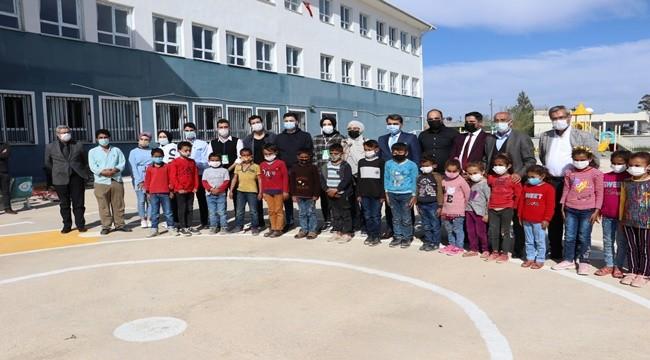 Şurkav'dan sosyal sorumluluk projesi