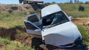 Suruç'ta trafik kazası: 5 yaralı