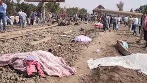 Tren raydan çıktı: 8 ölü, 97 yaralı
