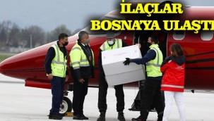 Türkiye, Bosna'ya aşı gönderdi!