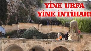 Urfa'da bir kişi daha intihar etti!