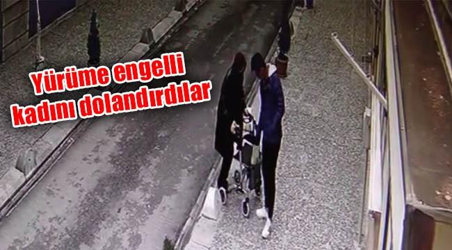 Yaşlı kadını dolandıran şüpheli Urfa'da yakalandı