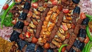 Yöresel yemekler gastronomi festivalinde tanıtıldı