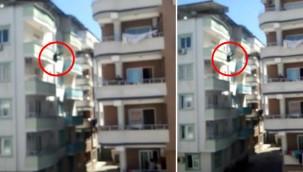 5. kattan ölüme atladı