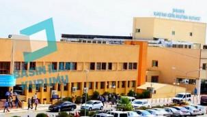 Araştırma hastanesi inşaat malzemesi alacak
