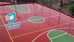 Basket sahası onarım işi yaptırılacak