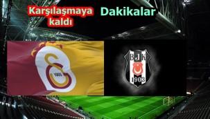 Galatasaray ve Beşiktaş'ın ilk 11'i