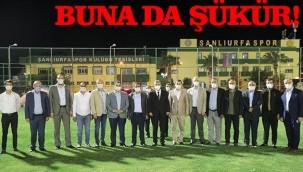 Beyazgül, ligde kaldığı için Urfaspor'u tebrik etti