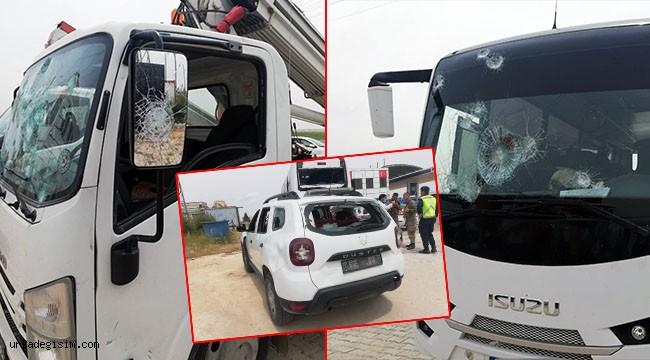 Dicle Elektrik ekipleri saldırıya uğradı! 3 yaralı