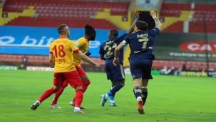 Fenerbahçe galibiyeti şampiyonluğa yetmedi