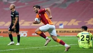 Galatasaray'da averaj farkı ile şampiyonluğa veda etti