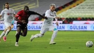Gaziantep FK: 0 - Sivasspor: 1