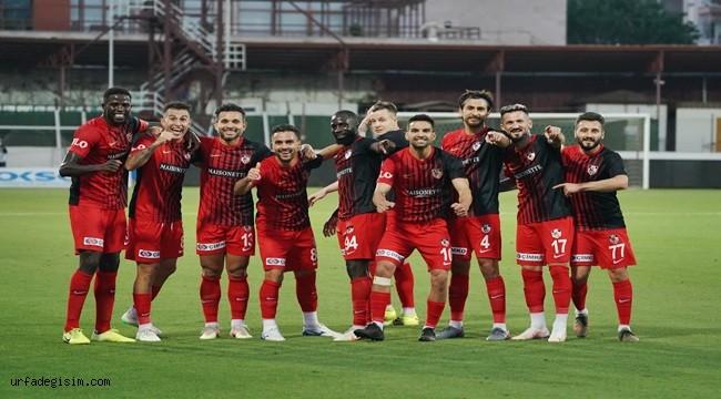 Gaziantep FK'nın 2020-2021 karnesi